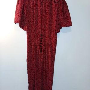 VTG DAWN JOY FASHIONS DRESS SIZE 11/12